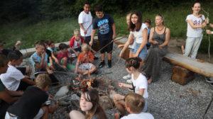 Camp der 5. und 6. Klasse der Pfarrei Affoltern a.A.